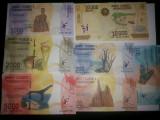 Madagascar set 100, 200,500, 1 000,2 000,5 000,10 000  Ariary 2017 UNC