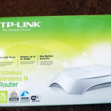 Router TP-LINK 150 Mbps 50 Lei - Router wireless Tp-link, Porturi LAN: 2