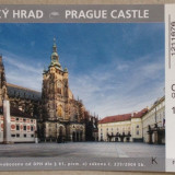 Bilet de intrare cu reducere (folosit) - Castelul din Praga