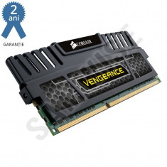 Memorie Corsair Vengeance DDR3 1600MHz cu Radiator