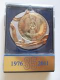 Cumpara ieftin Medalie centrul 39 de scafandri militari 35 ani 1976-2011 in cutia originala