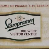 Bilet de intrare (folosit) - Centrul de vizitare - Fabrica de bere Staropramen 3