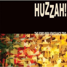Ford Pier - Huzzah ( 1 CD ) - Muzica Pop