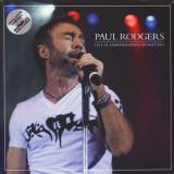 Paul Rodgers Live At Hammersmith Apollo 2009 LP white vinyl (2vinyl) - Muzica Rock