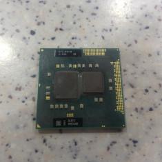 Procesor laptop Intel Core i5-450M SLBTZ 2.4GHz Dual Core socket G1 up to 2.66, 2000-2500 Mhz, Numar nuclee: 2, G2