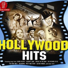 V/A - Hollywood Hits ( 3 CD ) - Muzica Jazz