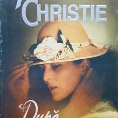 DUPA INMORMANTARE - Agatha Christie (ed. Miron) - Carte politiste