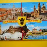 HOPCT 33540 GERMANIA MUNCHEN -KRUGER -NECIRCULATA, Printata