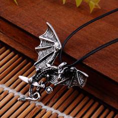 Medalion/Pandantiv/Colier/Lantisor - GAME OF THRONES -Dragon/Sabie - Pandantiv fashion