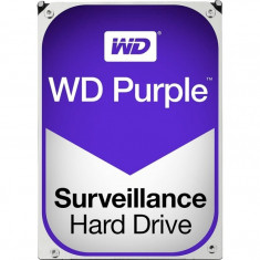 Hard disk intern Western Digital New Purple, 6 TB, SATA 3, 3.5 Inch