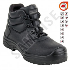Bocanc de protectie S3 Freedite, piele, bombeu din compozit (Categorie: Pantofi de protectie, Marime: 41)