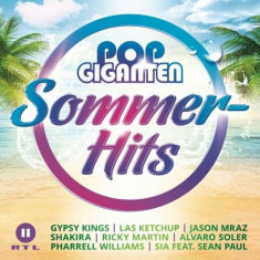 V/A - Pop Giganten Sommer-Hits ( 2 CD ) - Muzica Pop