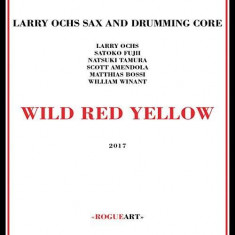 Larry Ochs - Sax and Drumming Core-.. ( 1 CD ) - Muzica Jazz