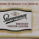 Bilet de intrare (folosit) - Centrul de vizitare - Fabrica de bere Staropramen 2