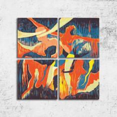 Tablou decorativ pe Forex - Dans