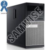 Calculator Incomplet Dell 990 MT, Socket LGA1155, Chipset Intel Q67 Express, DDR3, SATA2, Suporta Procesoare Intel Gen II - Sisteme desktop fara monitor
