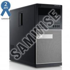 Calculator Incomplet Dell 990 MT, Socket LGA1155, Chipset Intel Q67 Express, DDR3, SATA2, Suporta Procesoare Intel Gen II