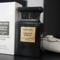 Parfum Original Tom Ford Tobacco Vanille 100 ml Unisex TESTER - Toate Modelele, Apa de parfum, Tom Ford