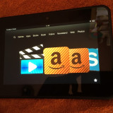 Amazon Kindle Fire HD X43Z60 ( defect )
