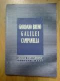 n3 Giordano Bruno - Galilei Campanella
