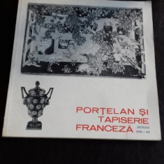 PORTELAN SI TAPISERIE FRANCEZA - Album Muzee