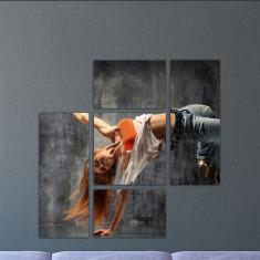 Tablou decorativ pe Forex -Fascinatie in dans