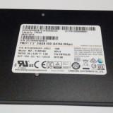 SSD SAMSUNG hard disk hdd SATA 256 GB 2, 5 inch SAMSUNG ca NOU - HDD laptop