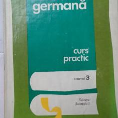 Limba germana, curs practic - vol 3 - Curs Limba Germana