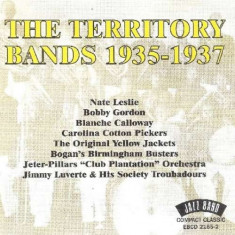 V/A - Territory Bands 1935-1937 ( 1 CD ) - Muzica Jazz