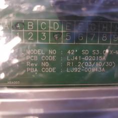 LJ41-02015A LJ92-00943A S42SD-YD05 X-MAIN - Piese TV