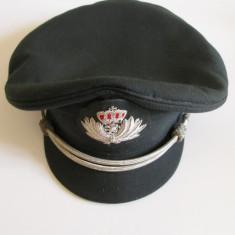 Cascheta colectie armata belgiana A.B.L. Preta masura 58 din 1995