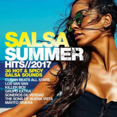 V/A - Salsa Summer Hits 2017 ( 2 CD ) - Muzica Dance