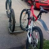 Bicicleta MTB 26' cauciucuri continental - Mountain Bike, Numar viteze: 21