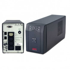 UPS second hand APC Smart-UPS SC 620 VA, SC620I, baterii defecte