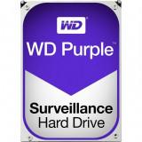 Hard disk intern Western Digital New Purple , 3 TB , SATA 3 , 3.5 Inch, 5400