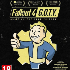 Joc consola Bethesda FALLOUT 4 GOTY pentru XBOX ONE