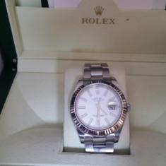 ROLEX OYSTER PERPETUAL DATE JUST 43 - Ceas barbatesc Rolex, Mecanic-Automatic