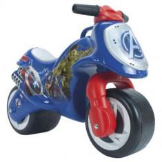 Motocicleta Fara Pedale Neox Avengers Injusa