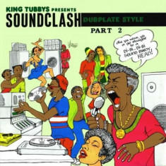 King Tubby - Soundclash Dubplate.. ( 1 VINYL ) - Muzica Drum and Bass