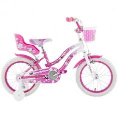 Bicicleta copii Butterfly 14 Schiano Kids