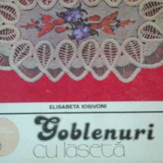 GOBLENURI CU LASETA de ELISABETA IOSIVONI 1981 - Carte Fabule
