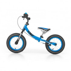 Bicicleta fara pedale Young Blue - Bicicleta copii