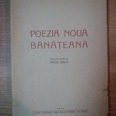 POEZIA NOUA BANATEANA- VIRGIL BIROU, 1944
