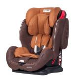Scaun auto Sportivo Brown Coletto, 1-2-3 (9-36 kg)