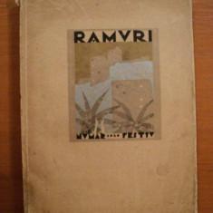 REVISTA RAMURI, NUMAR FESTIV 1905- 1929