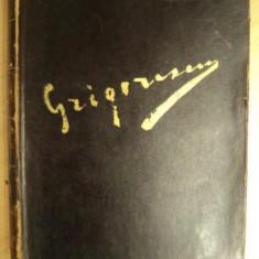 GRIGORESCU VIATA SI OPERA DE A.VLAHUTA BUC.1911 - Carte veche