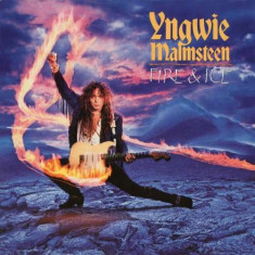 Yngwie Malmsteen - Fire & Ice -Expanded- ( 1 CD ) - Muzica Rock