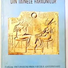 DIN TAINELE FARAONILOR, MELFIOR RA, 1997, - Carte ezoterism