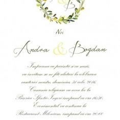 Invitatie Botez SD36 - Invitatii botez