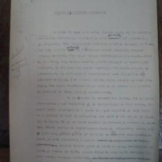 Geo Bogza, Manuscris Bustenari, leaganul petrolului